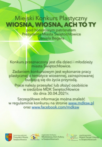 Miejski_Konkurs_Plastyczny_Wiosna_-wiosna_-ach-to-Ty_03.2021_PLAKAT